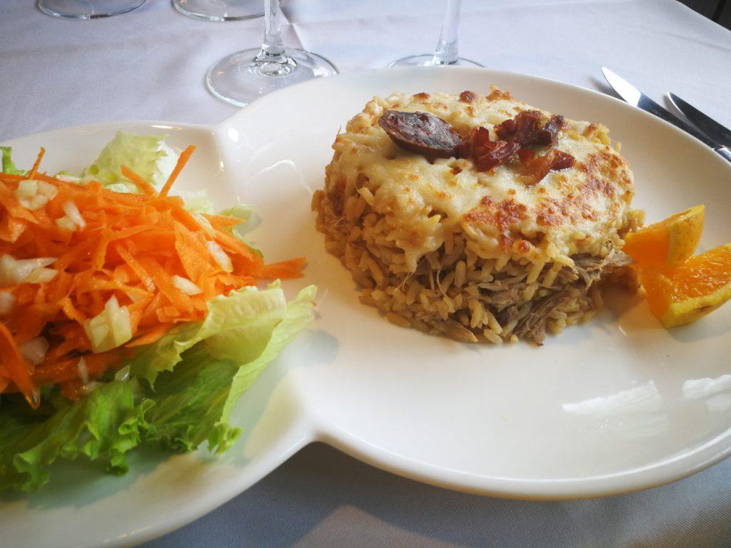 Restaurante Casa Amarela - Guimarães